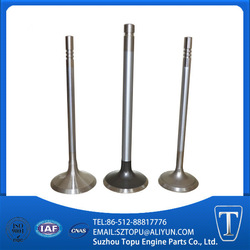 engine parts intake and exhaust valve 12V F22 F20 3.0