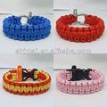 militare paracord braccialetto accessori