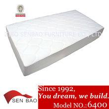 Size optional luxury soft pocket spring mattress & zipper optional for beautiful sleep