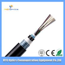 12 core fiber/armored 12 core fiber optic cable/corning 12 core fiber optic cable for network solution