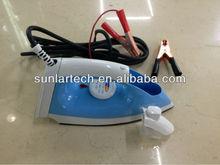 Electric dc iron 12v solar iron price
