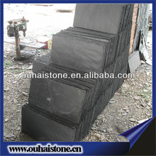 Indoor and outdoor decorative slate roof shaped tiles