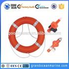 SOLAS approved Life buoy / EC CCS life buoy ring light