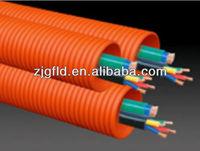 PVC PP PE Plastic pipe extruder machine