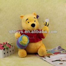 winnie bear plush toy