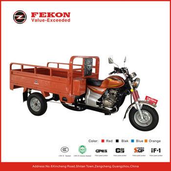 Cargo 3 wheel motorcycle