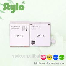 gestetner/Ricoh CPI10 duplicator ink
