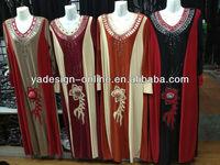 NY028 Newest arrival 2013 fashion ABAYA