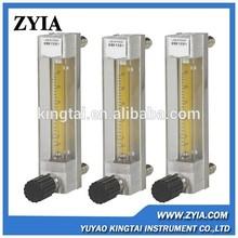 LZB-DK800 Series Glass Tube Rotameter (Flow meter) Water Flowmeter,Acid flow meter
