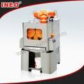 De acero inoxidable de color naranja jugo maker/jugo de frutas máquina de exprimir/heavy duty extractor de jugo
