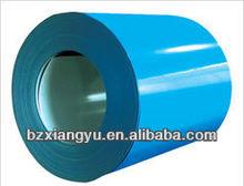 prepainted galvanized stell coil price/PPGI