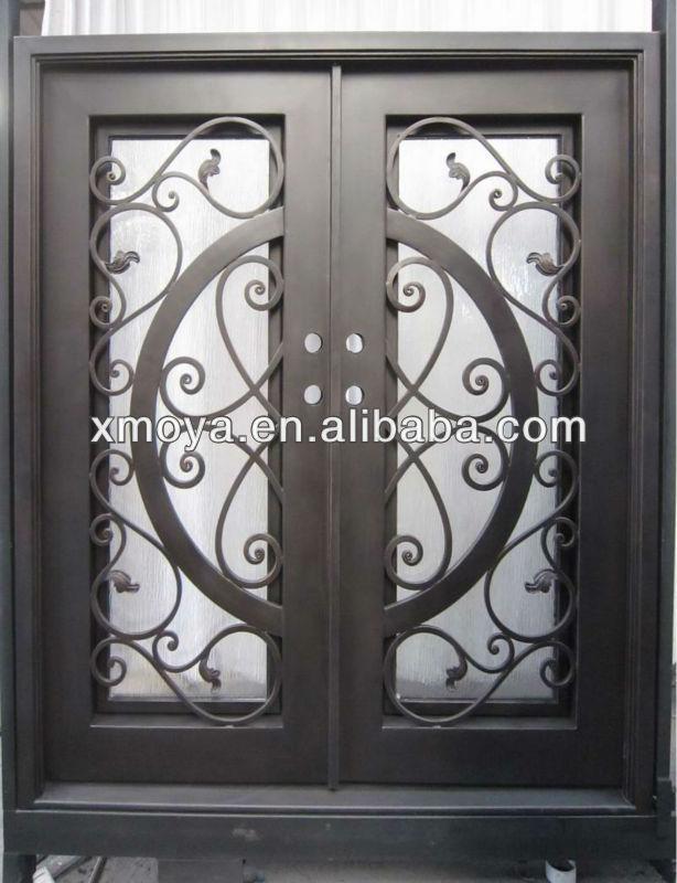 Exceptional Stainless Steel Door Grill Design #9: Main_door_design_front_safety_door_design.jpg