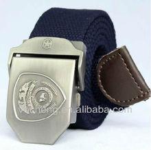 cotton military custom canvas belts web belts