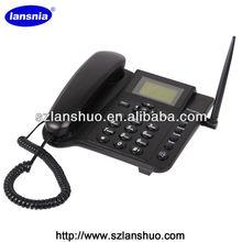 Bajo precio fijo inalámbrico teléfono