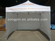 aluminum folding tent cheap easy pop up canopy