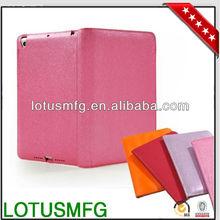 book folio cover with sand for ipad mini case