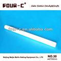 No- palo material rodante pin, de alta calidad de pastel de fondant suministros de decoración