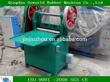 Rubber band cutting machine / rubber strips cutting machine