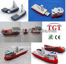 Wholesale Mini Boat USB Pen Drive