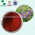 Naturales de salvia miltiorrhiza extracto de bunge 30% polvo de sodio tanshinona ai sulfonato