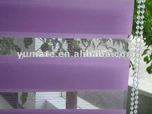Zebra blind fabric for roller blind