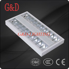 T5 CELLING FLUORESCENT LIGHTING FIXTURE 2x14W IN MATTE ALU.