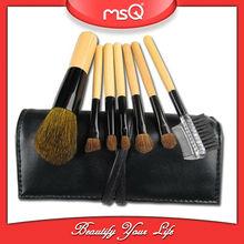 MSQ 7pcs natural goat hair ladies makeup products