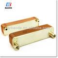 Bl95b( b3- 095 reemplazo) aisi 316 placas max. 39 m3/h tasa de flujo de cobre soldadas de la placa del condensador tipo