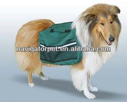 New Design Dog Backpack with Adjustable Harness