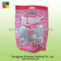 Plastique sac à bonbons/thermoscellage sac à bonbons pour les bonbons d'emballage