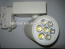 2013 High power 7w led rail light/write