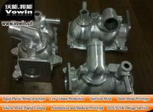 precision aluminum zinc stainless steel metal parts