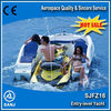 SANJ combined used life boats for sale matched with Yamaha,seadoo jet ski