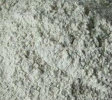 Bentonita para impermeabilización