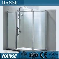 HS-SR823 integrated shower room/ prefab glass shower room/ shower room with frame