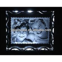 2013 Best Selling Crystal Figure Christmas Gift For Children