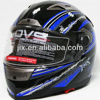 2014 new model Blue full face helmet/ABS motorcycle helmet/ motorcycle racing helmets JX-FF002