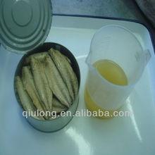 2014 new canned food mackerel fillet in soybean oil