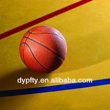 rubber basketball No 7.