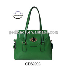 2013 the most popular green bags with clear designer