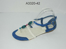 Fashion model women flat sandals 2013