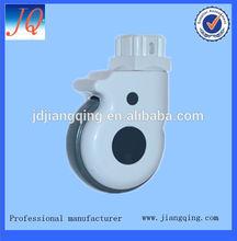 125mm-Luxury silent medical caster