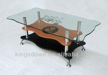 Glass Coffee Table gctA07