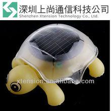 Cute Solar Educational Toy Mini Tortoise Turtle for Kid