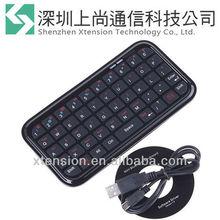 Mini Handy Wireless Bluetooth Keyboard for Apple New iPad3 2 iPhone 4 4S 3GS PC