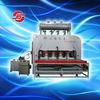 hot press machine for MDF HPL melamine board