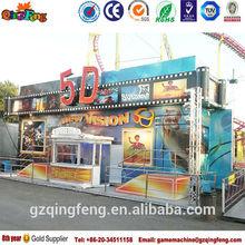 India hot sale arcade 5d/6d/7d cinema equipment six movies