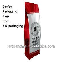 Custom Printed Coffee Packaging