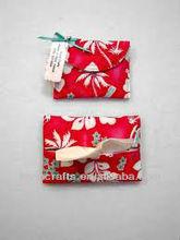 LE D057 Adorable Cloth Facial Tissue Holder & Dispenser