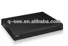 QT2124 CCTV High performance 24CH H.264 Surveillance DVR for Security CCTV DVR System